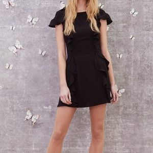 NWT For Love and Lemons Mockingbird Dress size S